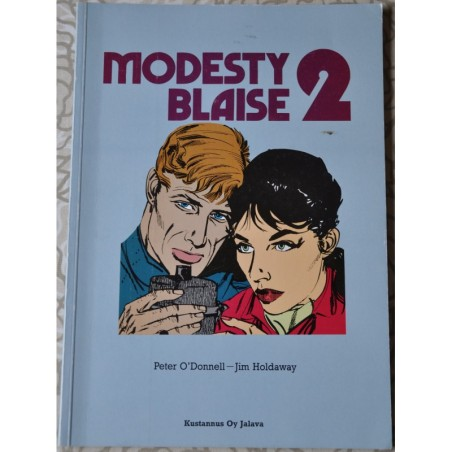 Modesty Blaise 2 : Peter O´Donnell / Jim Holdaway