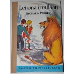 Richard Parker : Leijona...