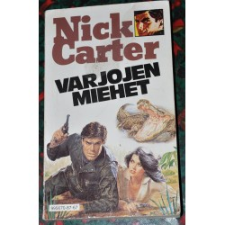 Nick Carter 167 : 	Varjojen...