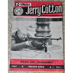 Jerry Cotton 24  1967 :...