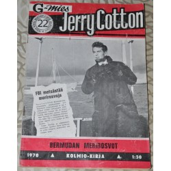 Jerry Cotton  22  1970 :...