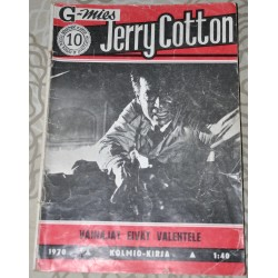 Jerry Cotton  10  1970 :...