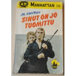 Manhattan 126 : Sinut on jo...