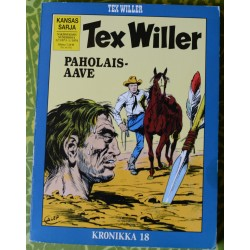 Tex Willer Kronikka 18...