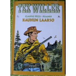 Tex Willer suuralbumi :...
