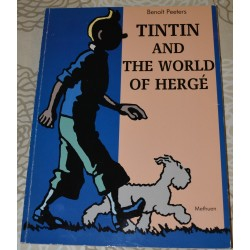 Benoit Peeters : Tintin and...