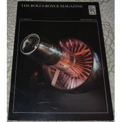The Rolls-Royce Magazine...