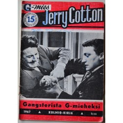 Jerry Cotton 15  1967...