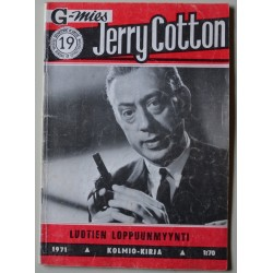 Jerry Cotton  19  1971...