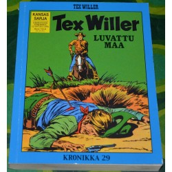 Tex Willer Kronikka 29 :...